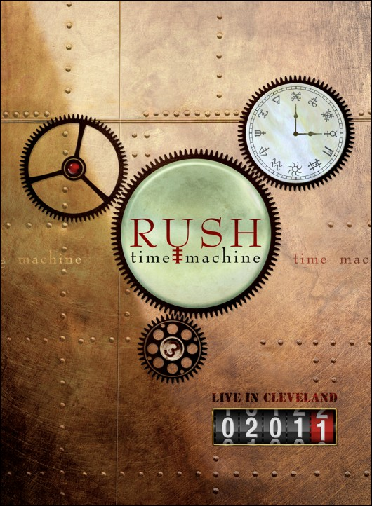 Rush Time Machine 2011