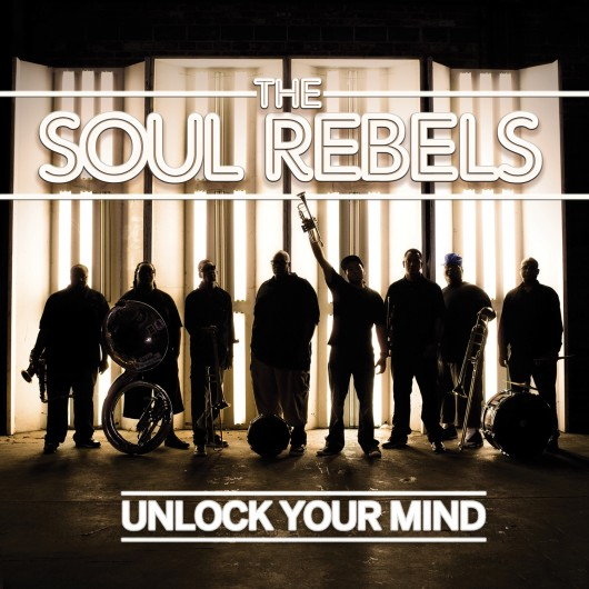 Soul Rebels Cover Art