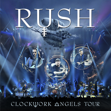 Clockwork Angels Tour Dvd/Blu-Ray